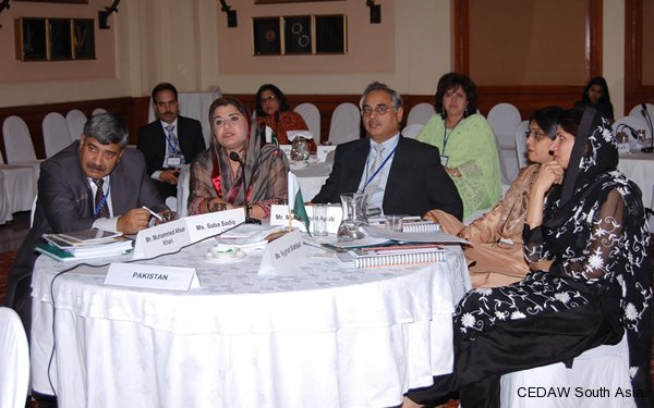 Delegation from Pakistan