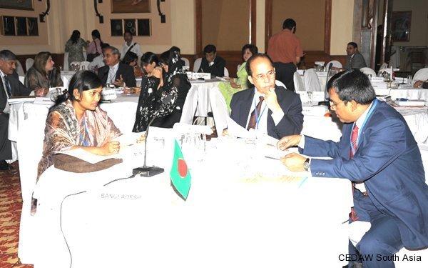 Delegation from Bangladesh