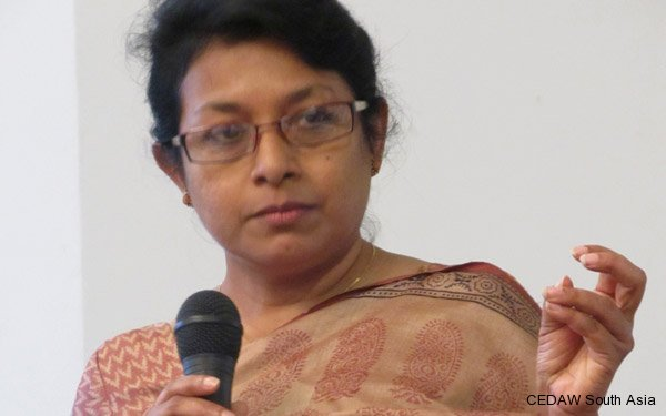 Resource Person: Deepika Udagama