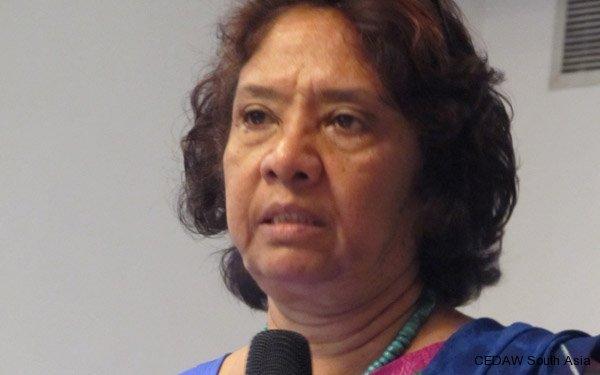 Resource Person: Shanthi Dairiam